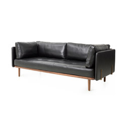 Utility Sofa Three Sides | Canapés d'attente | Stellar Works