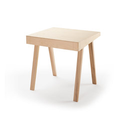4.9 - 1 Drawer European Ash | Desks | EMKO