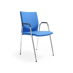 Flow | Visitors chairs / Side chairs | Lande