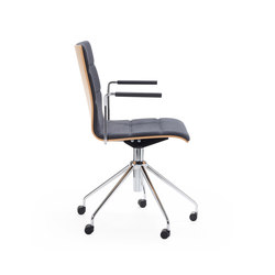 X-Ray Spin | Task chairs | Lande