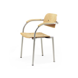 Cole Classic | Visitors chairs / Side chairs | Lande