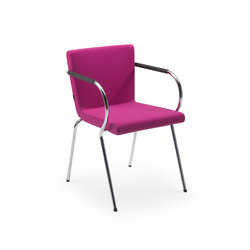 Hopper RO | Visitors chairs / Side chairs | Lande