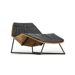 Lotus | Chaise longue | ENNE