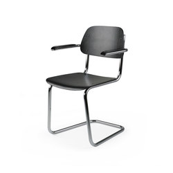 Jami | Visitors chairs / Side chairs | Lande