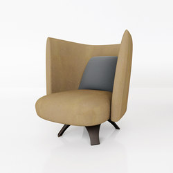 Gina | Lounge chairs | ENNE