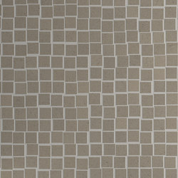 Ground Grey Moved Mosaic | Keramik Mosaike | LIVING CERAMICS