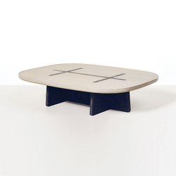 Bleecker Street coffee table | Tables basses | Van Rossum