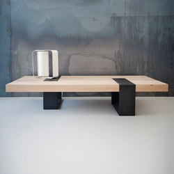 Clip coffee table | Lounge tables | Van Rossum