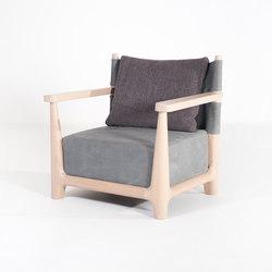 Abi fauteuil | Poltrone | Van Rossum