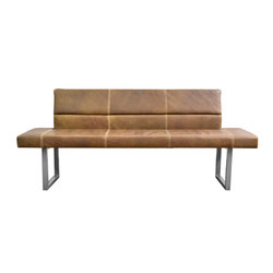 Bench Home Bench with Backrest | Canapés d'attente | KFF