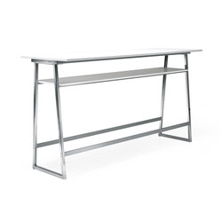 Buggy Step | Standing meeting tables | Lande