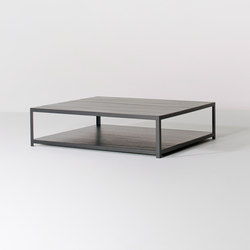 Two coffee table | Lounge tables | Van Rossum