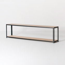 Two console | Wall shelves | Van Rossum