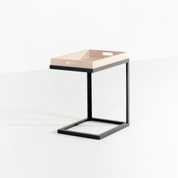 Two side table | Trays | Van Rossum