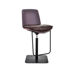 Lhasa Bar Stool Adjustable | Taburetes de bar | KFF