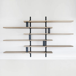 Wall Unit | Shelving systems | Van Rossum
