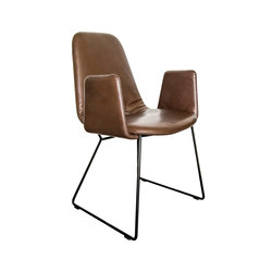 Plies Armchair | Visitors chairs / Side chairs | KFF