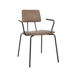 Stan Armchair | Restaurant chairs | KFF