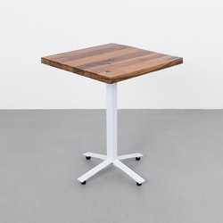 Intersecting Cafe Table | Cafeteria tables | Uhuru Design