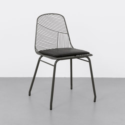 Wire Chair | Chaises de restaurant | Uhuru Design