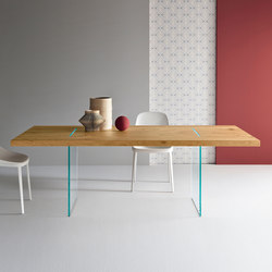 Tavolante Aged oak | Dining tables | Tonelli