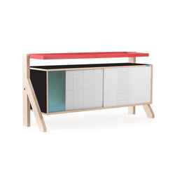 Frame Sideboard 03 Small | Buffets / Commodes | rform
