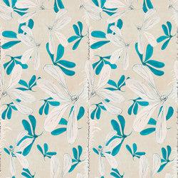Fleur des Amériques | Wall coverings / wallpapers | Wall&decò