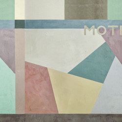 MOTEL FUTURISTE | Wall coverings / wallpapers | Wall&decò