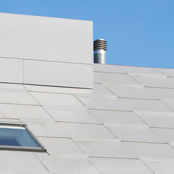 Swisspearl® Integral Plan | Concrete panels | Eternit (Schweiz) AG