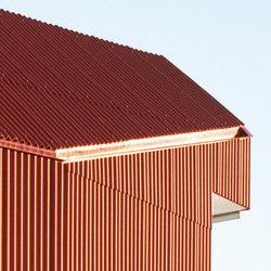 Swisspearl® Ondapress-36 | Revestimientos de fachada | Eternit (Schweiz) AG