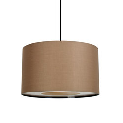Paso 50 P1 Uni Pendant brown-black | General lighting | Darø