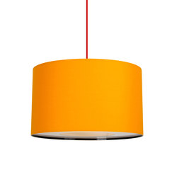 Paso 50 P1 Uni Pendant yellow-red | General lighting | Darø
