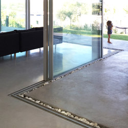 Doorstep level with the floor | French doors | OTIIMA