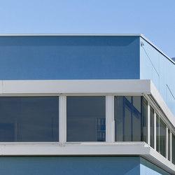 Swisspearl® Sigma 8 | Facade cladding | Eternit (Schweiz) AG
