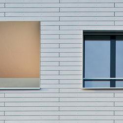 Swisspearl® Linearis | Revestimientos de fachada | Eternit (Schweiz) AG