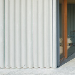 Swisspearl® Ondapress-57 | Revestimientos de fachada | Eternit (Schweiz) AG