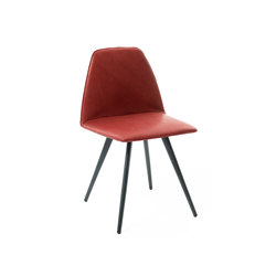 Sila Chair Cone Shaped | Visitors chairs / Side chairs | Discipline
