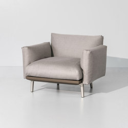 Boma club armchair | Garden armchairs | KETTAL
