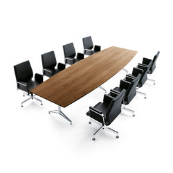 Fascino-2 F515 | Contract tables | Interstuhl Büromöbel GmbH & Co. KG