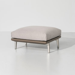Boma bench 1-seater | Pufs | KETTAL