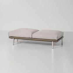 Boma bench 2-seater | Bancs de jardin | KETTAL