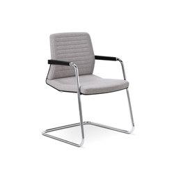 VINTAGEis5 5V61 | Visitors chairs / Side chairs | Interstuhl Büromöbel GmbH & Co. KG