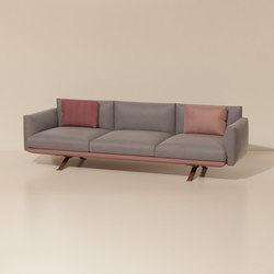 Boma 3 seater sofa | Sofas | KETTAL