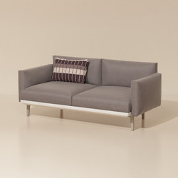 Boma 2 seater sofa | Gartensofas | KETTAL