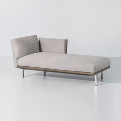 Boma left daybed | Dormeuse | KETTAL
