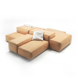 Extrasoft | Modular seating systems | Living Divani