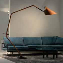 Mrs. Q floor lamp | Free-standing lights | Jacco Maris