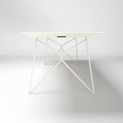 Rho table | Escritorios individuales | OXIT design