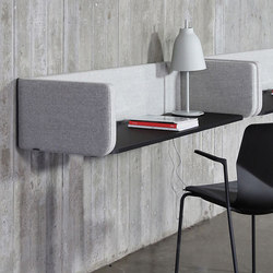 Four®Us WallPod | Hotdesking / temporary workspaces | Four Design