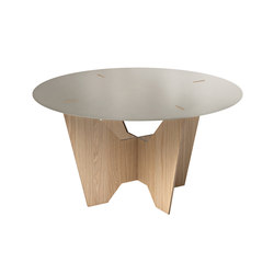 Flat3 table | Lounge tables | OXIT design